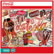 "Buffalo Games 1000-Piece Coca-Cola: ""Enjoy Coca-Cola"" Puzzle"