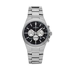 Citizen Men's Stainless Steel Chronograph Watch - AN8170-59E