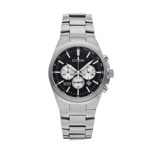 Citizen Men's Stainless Steel Chronograph Watch - AN8170-59E