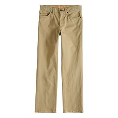 Boys 8-20 Urban Pipeline™ MaxWear Straight-Fit Twill Pants