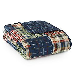 Eddie Bauer Madrona Quilted Throw