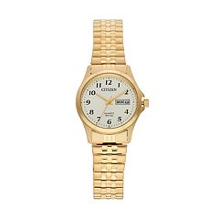 Citizen Women's Stainless Steel Expansion Watch - EQ2002-91P