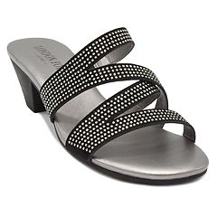 London Fog Novello Women's High Heel Sandals