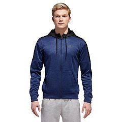Men's adidas Team Issue Performance Full-zip Hoodie