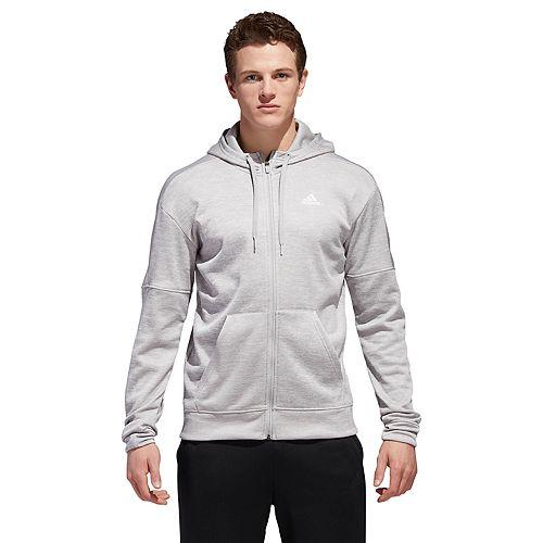 Men's adidas Team Issue Performance Full-zip Hoodie