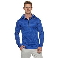 Men's adidas Quarter-Zip Tech Top
