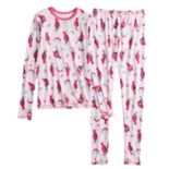 Girls 4-12 Cuddl Duds DreamWorks Trolls Poppy Top & Bottoms