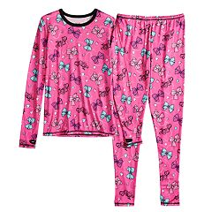 Girls 4-12 JoJo Siwa Bow Top & Bottoms Set by Cuddl Duds