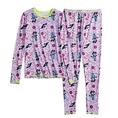 Disney's Vampirina Girls 4-12 Disney Top & Bottoms Set by Cuddl Duds