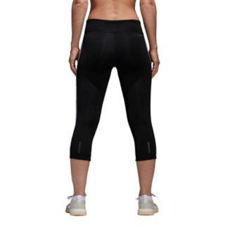 Women's adidas Designed 2 Move Midrise Capri Leggings