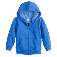 Baby Boy Jumping Beans® Softest Fleece Zip Hoodie