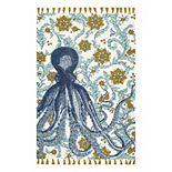 nuLOOM Thomas Paul Octopus Rug