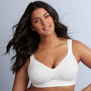 Women's Playtex 18 Hour Ultimate Lift & Support Wire-Free Cotton Bra US474C
