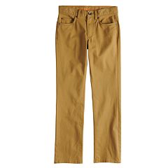 Boys 8-20 Urban Pipeline™ MaxWear Slim-Fit Twill Pants