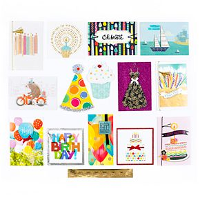 Hallmark 24-Count All Occasion Handmade Boxed  Greeting Card Set