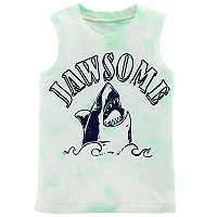 Boys 4-8 Carter's Muscle Tee