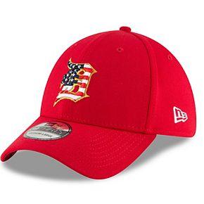 Adult New Era Detroit Tigers 39Thirty 4th of July Flex-Fit Cap