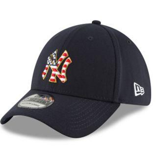 Adult New Era New York Yankees 39Thirty 4th of July Flex-Fit Cap