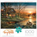 Buffalo Games 1000-Piece Terry Redlin: Shoreline Neighbors Puzzle
