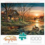 Buffalo Games 1000-Piece Terry Redlin: Shoreline Neighbors Puzzle