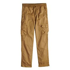 Boys 8-20 Urban Pipeline™ Knit-Waistband Cargo Pants