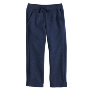 Toddler Boy Jumping Beans® Side Striped Fleece Pants