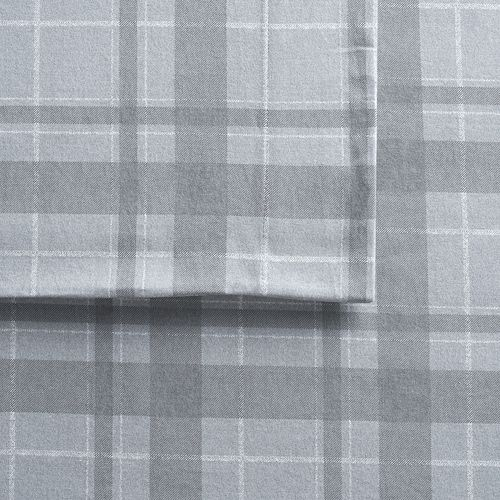 Cuddl Duds Home Flannel Sheet Set