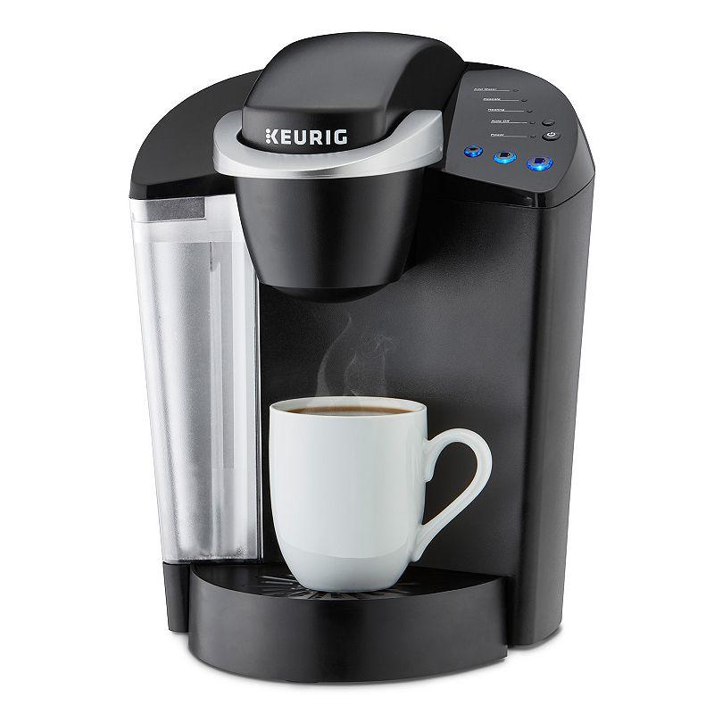 Keurig K-Classic K55 Single-Serve K-Cup Pod Coffee Maker, with 6 to 10 oz. Brew Size, Black