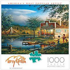 Buffalo Games 1000-Piece Terry Redlin: Summertime Puzzle