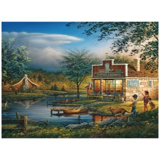 Buffalo Games 1000-Piece Terry Redlin: Summertime Puzzle