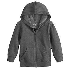 Toddler Boy Jumping Beans® Softest Fleece Zip Hoodie