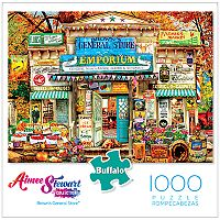 Buffalo Games 1000-Piece Brown's General Store Puzzle