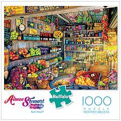 Buffalo Games 1000-Piece Farm Fresh Puzzle