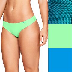 Women's Under Armour 3-pack Pure Stretch Thong