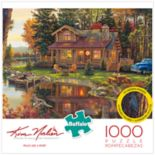 Buffalo Games 1000-Piece Kim Norlien: Peace Like A River Puzzle
