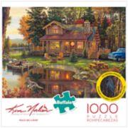 Buffalo Games 1000-Piece Kim Norlien: Peace Like A River Puzzle