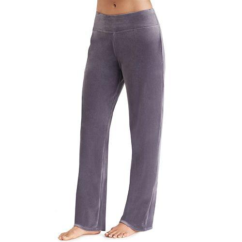 3e38be1d2d Women's Cuddl Duds Plush Velour Pants