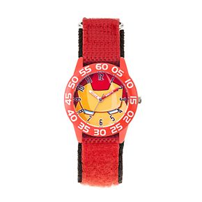 Marvel's Avengers: Tony Stark Kids' Time Teacher Watch
