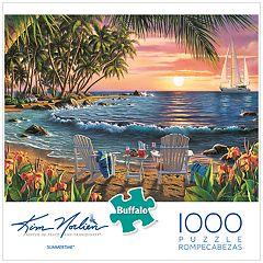 Buffalo Games 1000-Piece Kim Norlien: Summertime Puzzle
