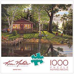 Buffalo Games 1000-Piece Kim Norlien: Simpler Times Puzzle