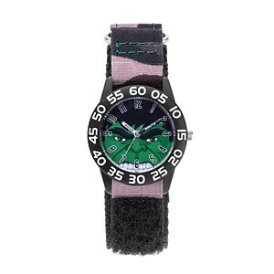 Marvel Avengers Hulk Kids' Time Teacher Watch