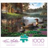 Buffalo Games 1000-Piece Kim Norlien: Northern Tranquility Puzzle