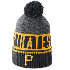 Men's Under Armour Pittsburgh Pirates Team Pom Beanie