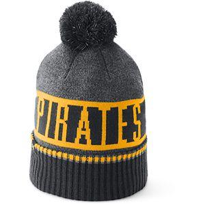 Men's Under Armour Pittsburgh Pirates Team Pom Beanie