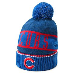 Men's Under Armour Chicago Cubs Team Pom Beanie