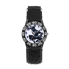 Marvel Comics Black Panther Kids' Time Teacher Watch