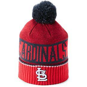 Men's Under Armour St. Louis Cardinals Team Pom Beanie