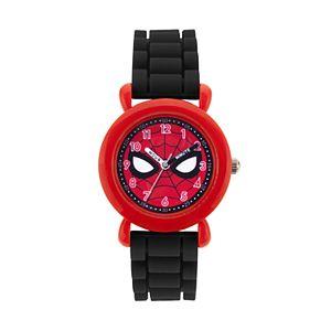 Marvel Comics Spider-Man Kids' Time Teacher Watch