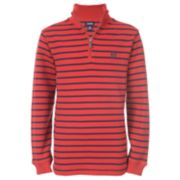 Boys 4-20 Chaps Rafael Quarter-Zip Thermal Top