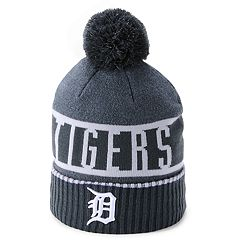 3e7a0040 Men's Under Armour Detroit Tigers Team Pom Beanie